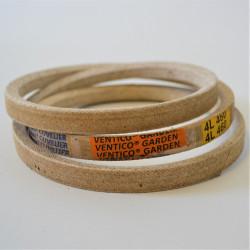 Courroie trapézoïdale 4L-370 - Ventico Garden - Colmant Cuvelier