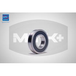 Roulement à billes 6206 2RS - MTK - 30x62x16mm
