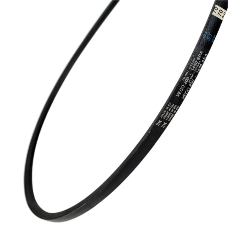 Courroie SPA1180 trapézoïdale 13x11 VECO 200 L.I 1129mm