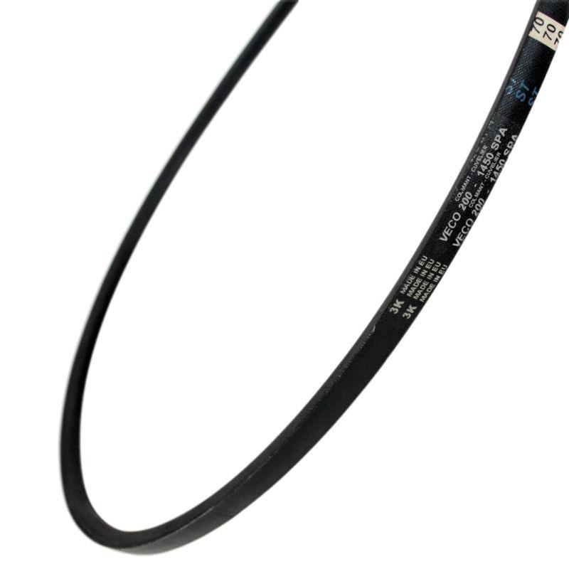 Courroie SPA1307 trapézoïdale 13x11 VECO 200 L.I 1256mm