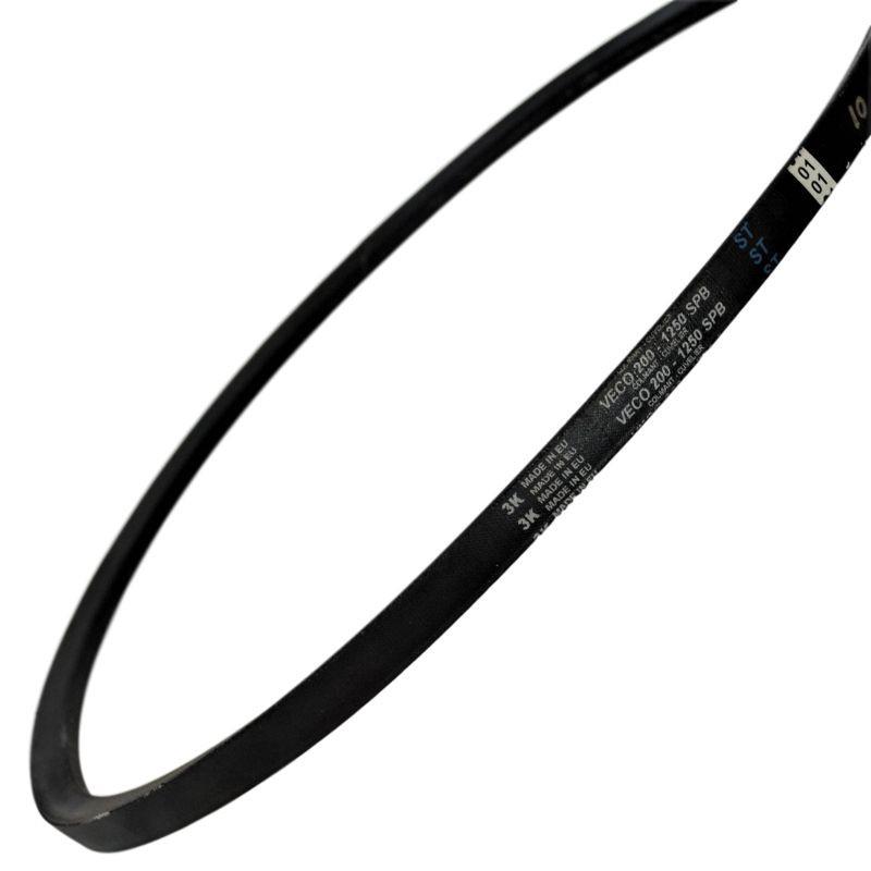 Courroie trapézoïdale SPB2650 VECO200 16X14 Lp 2650mm