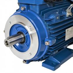 Moteur électrique triphasé 0.12Kw - 1500Tr/min - B34 - 230/400V - Cemer