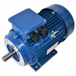 Moteur électrique triphasé 0.25 kw - 3000 Tr/min - B34 - 230/400V - Cemer