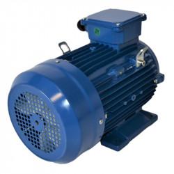 Moteur électrique triphasé 0.75 Kw - 3000Tr/min- IM71 B34 - 230/400V - Cemer