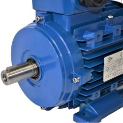 Moteur électrique triphasé 0.37 kw - 3000 Tr/min - 63 IMB3 - 230/400V - Cemer