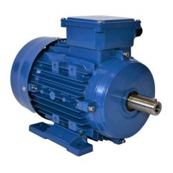 Moteur électrique triphasé 0.25kw - 1000tr/min - B3 - 230/400V - Cemer
