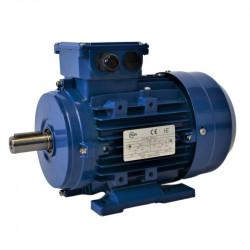 Moteur électrique triphasé 0.12 kw - 3000 Tr/min - 230/400 v - B3 - IE1 - Cemer