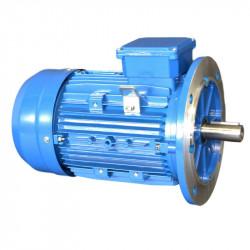 Moteur électrique triphasé 1.1Kw - 230/400V - 1500Tr/min - 80 B5 - Cemer
