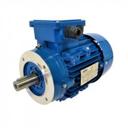 Moteur électrique triphasé 1.1Kw - 1000tr/min - B14 - 230/400v - Cemer