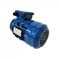Moteur électrique triphasé 0.12 kw - 3000 Tr/min - B14 - 230/400V - Cemer