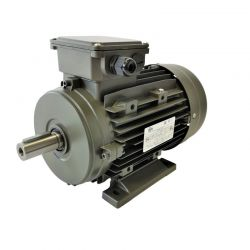 Moteur électrique triphasé 7.5kw – 400/690V - 1500 Tr/min - Pattes B3