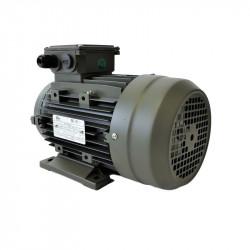 Moteur électrique triphasé 2.2 kw - 3000 Tr/min - 230/400v - Cemer - Pattes B3