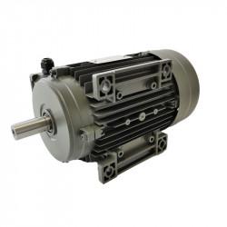 Moteur électrique triphasé 1.5kw - 230/400V - 1500 Tr/min - Pattes B3
