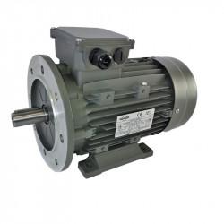 Moteur électrique 3KW 3000Tr/min à pattes et bride B35 - triphasé 230/400v - Cemer