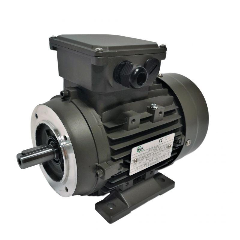 Moteur électrique Triphasé 1.5KW - 3000Tr/min - 230/400V - Fixation B34