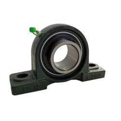 Palier à semelle UCP 209 Fonte, Diamètre 45mm, Norme japonaise-Autoaligneur