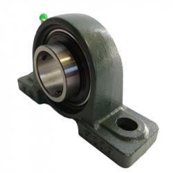 Palier UCP 204 à semelle Fonte, Diamètre 20mm, Norme japonaise-Autoaligneur