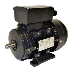 Moteur électrique monophasé 0.25kw - 230v - 1500tr/min - B3 - un condensateur