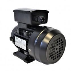 Moteur électrique monophasé 0.75kw - 230v - 1500tr/min - B3 - un condensateur