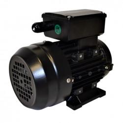 Moteur électrique monophasé 0.18kw 230V - 1000tr/min Fixation à pattes B3
