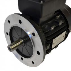 Moteur électrique monophasé 0.12 Kw - 1000 Tr/min - Bride B5 - 230V