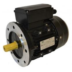 Moteur électrique monophasé 3 kw - 1500tr/min - B5 - un condensateur