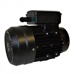Moteur électrique monophasé 1.1 Kw - 3000tr/min - B14 - 230V - un condensateur