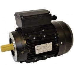 Moteur électrique monophasé 0.55 kw -1500 tr/min - B14 - Un condensateur