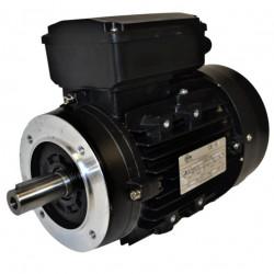 Moteur électrique monophasé 0.37 kw - 1500 tr/min - B14 - 230v - un condensateur