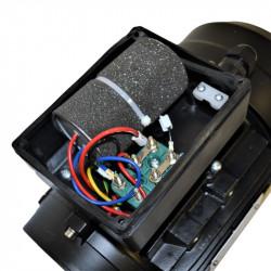 Moteur électrique monophasé 1.5 Kw - 3000 tr/min - B14 - un condensateur