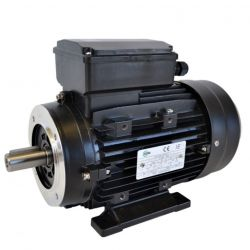 Moteur électrique monophasé 0.18kw-1500tr/min-B34-Cemer-230V