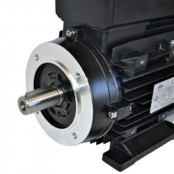 Moteur électrique monophasé 1.5Kw - 3000tr/min - B34 - 230v - un condensateur