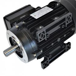 Moteur électrique monophasé 0.75kw - 230V - 3000tr/min - B34 - un condensateur
