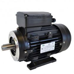 Moteur électrique monophasé 1.1kw - 1500 tr/min - B34 - Un condensateur