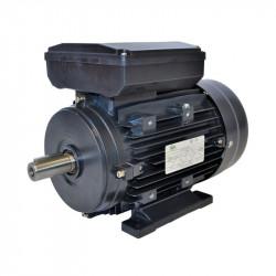 Moteur électrique monophasé 4Kw – 5.5Cv – 3000tr/min – 230V – à double condensateur – à pattes B3 - CEMER