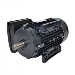 Moteur électrique monophasé 1.1Kw – 1.5Cv – 1500tr/min – 230V – à double condensateur – à pattes B3 - CEMER