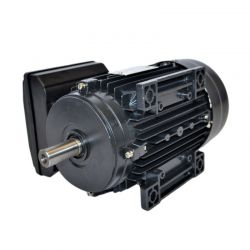 Moteur électrique monophasé 0.75Kw – 1Cv – 3000tr/min – 230V – à double condensateur – à pattes B3 - CEMER