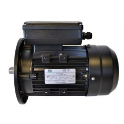 Moteur électrique monophasé 0.55Kw - 3000tr/min - B5 - 230v - double condensateur