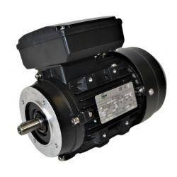 Moteur monophasé 1.1Kw double condensateur 230V - 1500tr/min Fixation bride B14