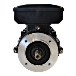 Moteur monophasé 0.75Kw double condensateur 230V - 1500tr/min Fixation bride B14