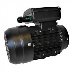 Moteur monophasé 0.18Kw double condensateur 230V - 1500tr/min Fixation bride B14