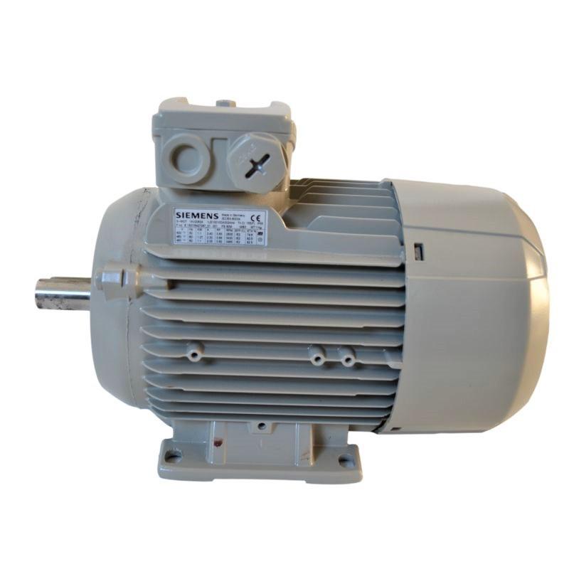 Moteur électrique triphasé 0.75Kw - 3000Tr/min - B3 – IE2 - Siemens