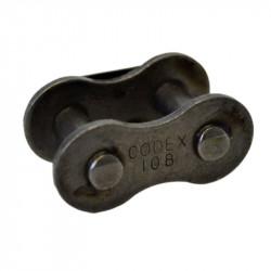 Attache rapide pour chaîne simple ASA80A1 - Pas de 25.4mm