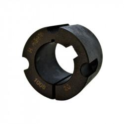 "Moyeu amovible 1008 diamètre 19mm - ""Taper lock 1008"" - Clavette 6x2.8mm"