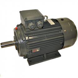 MOTEUR ÉLECTRIQUE TRIPHASÉ 18 KW - 1500 TR/MIN - PATTES B3 - 400/690V - IE3
