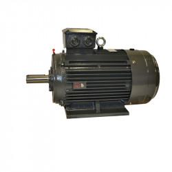 Moteur électrique triphasé 160Kw - 1500Tr/min - Pattes B3 - 400/690V - IE3