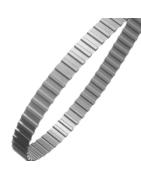 Courroies dentées en polyuréthane Double denture Alpha Torque